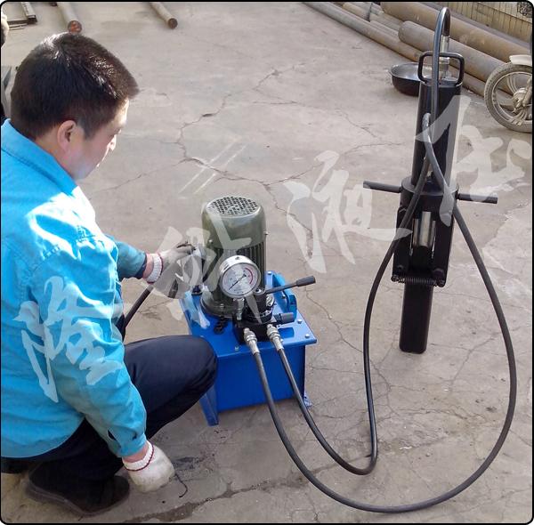 厂家直销 液压泵站 小型手动液压泵 高压手动泵 量大从优图片